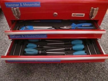 Werkzeugkasten Holzinger
