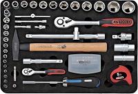 KS Tools Werkzeugkoffer Hammer Bits