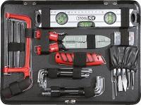 KS Tools Werkzeugkoffer Inbusschlüssel