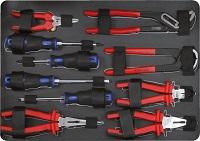 KS Tools Werkzeugkoffer Zangen